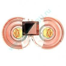 Кулер для видеокарты Thermaltake DuOrb CL-G0102 с тепловыми трубками (медный) - Евпатория