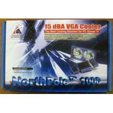Кулер для видео-карты GlacialTech NorthPole 1000 (Евпатория)