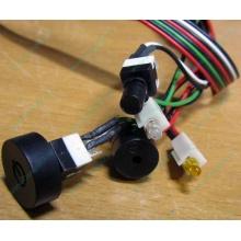 Светодиоды в Евпатории, кнопки и динамик (с кабелями и разъемами) для корпуса Chieftec (Евпатория)