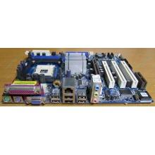 Материнская плата ASRock P4i65G socket 478 (без задней планки-заглушки)  (Евпатория)