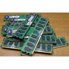 ГЛЮЧНАЯ/НЕРАБОЧАЯ память 2Gb DDR2 Kingston KVR800D2N6/2G pc2-6400 1.8V  (Евпатория)
