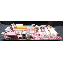 Материнская плата MSI MS-7140 915P Combo2 VER 2.0 s.775 (Евпатория)