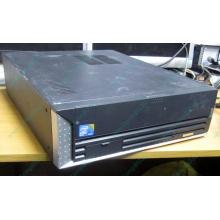 Лежачий четырехядерный компьютер Intel Core 2 Quad Q8400 (4x2.66GHz) /2Gb DDR3 /250Gb /ATX 250W Slim Desktop (Евпатория)