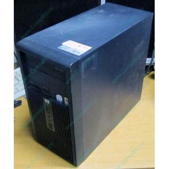 Системный блок Б/У HP Compaq dx7400 MT (Intel Core 2 Quad Q6600 (4x2.4GHz) /4Gb /250Gb /ATX 350W) - Евпатория