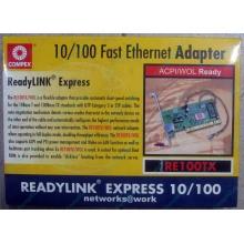 Сетевой адаптер Compex RE100TX/WOL PCI (Евпатория)