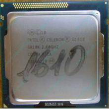 Процессор Intel Celeron G1610 (2x2.6GHz /L3 2048kb) SR10K s.1155 (Евпатория)
