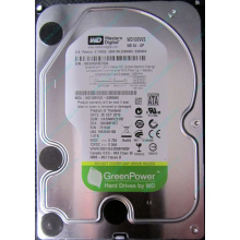 Б/У жёсткий диск 1Tb Western Digital WD10EVVS Green (WD AV-GP 1000 GB) 5400 rpm SATA (Евпатория)