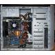 4 ядерный компьютер Intel Core 2 Quad Q6600 (4x2.4GHz) /4Gb /160Gb /ATX 450W вид сзади (Евпатория)