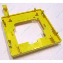 Жёлтый держатель-фиксатор HP 279681-001 для крепления CPU socket 604 к радиатору (Евпатория)