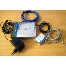 ADSL 2+ модем-роутер D-link DSL-500T (Евпатория)