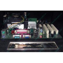 Комплект: плата Intel D845GLAD с процессором Intel Pentium-4 1.8GHz s.478 и памятью 512Mb DDR1 Б/У (Евпатория)