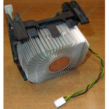 Кулер для процессоров socket 478 с большим сердечником из меди Б/У (Евпатория)