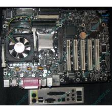 Материнская плата Intel D845PEBT2 (FireWire) с процессором Intel Pentium-4 2.4GHz s.478 и памятью 512Mb DDR1 Б/У (Евпатория)