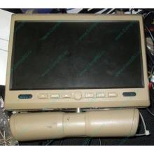 Автомобильный монитор с DVD-плейером и игрой AVIS AVS0916T бежевый (Евпатория)