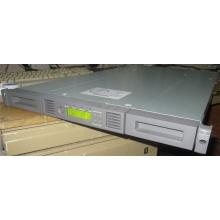 HP AH562A StorageWorks 1/8 Ultrium 920 G2 SAS Tape Autoloader LVLDC-0501 LTO-3 (Евпатория)