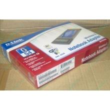 Wi-Fi адаптер D-Link AirPlusG DWL-G630 (PCMCIA) - Евпатория