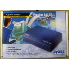 Внешний ADSL модем ZyXEL Prestige 630 EE (USB) - Евпатория